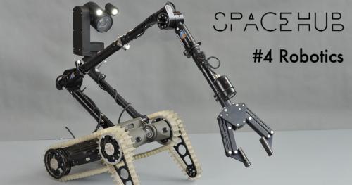 SpaceHUB #4: Robotics