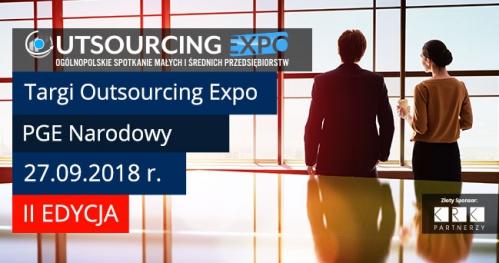 Targi biznesowe OUTSOURCING EXPO - II edycja