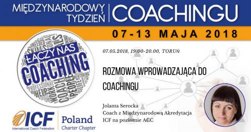 Rozmowa wprowadzająca do coachingu