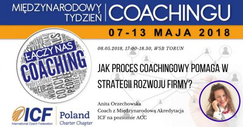 Jak proces coachingowy pomaga w strategii rozwoju firmy?