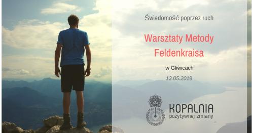 Warsztaty Metody Feldenkraisa