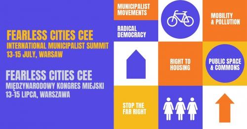 Fearless Cities - Central European Municipalist Summit