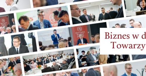 Kwietniowe Spotkania Towarzystwa Biznesowego Radomskiego dla Gości