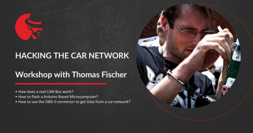 WORKSHOP - Hacking the car network