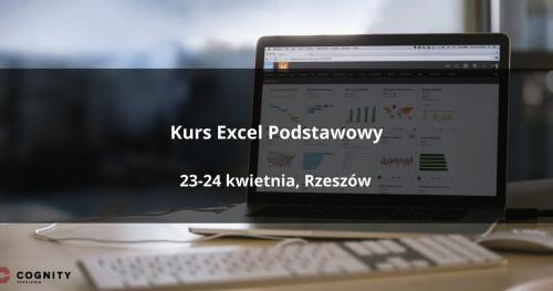 Kurs Excel Podstawowy - Rzeszów