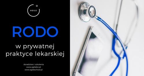 RODO w prywatnej praktyce lekarskiej Olsztyn