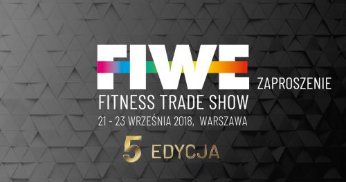 FIWE FITNESS TRADE SHOW 2018 - REJESTRACJA ZAPROSZENIA