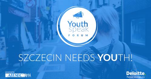 YouthSpeak Froum | Szczecin