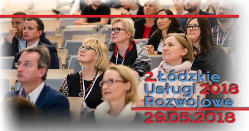 2.Łódzkie Usługi Rozwojowe 2018