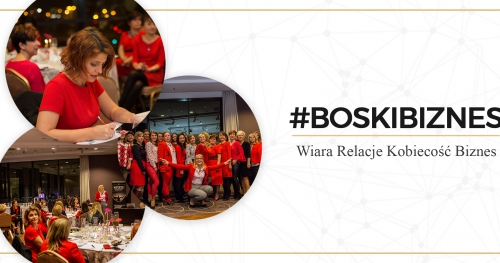 #BoskiBiznes Kraków / Spotkania przedsiębiorczych Kobiet / 30 MAJ 2018