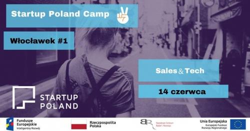 Startup Poland Camp #1 - sprzedaż i technologie w biznesie