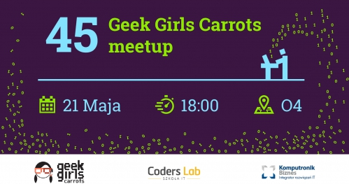 Geek Girls Carrots Trójmiasto #45