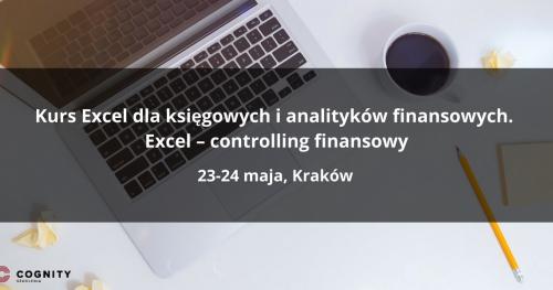 Kurs Excel dla księgowych i analityków finansowych. Excel - controlling finansowy