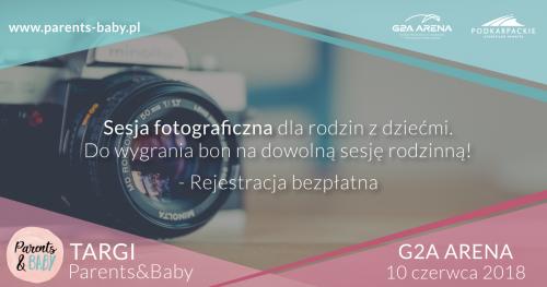 Sesja fotograficzna dla rodzin z dziećmi