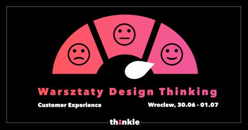 Warsztaty Design Thinking- jak spełnić oczekiwania klientów