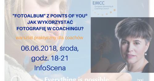 """""""FotoAlbum"""" z Points of You® Jak wykorzystać fotografię w coachingu?"""