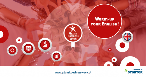 Gdańsk Business Week: Warm-Up Your English!