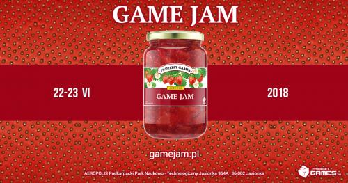 GameJam Rzeszów 2018