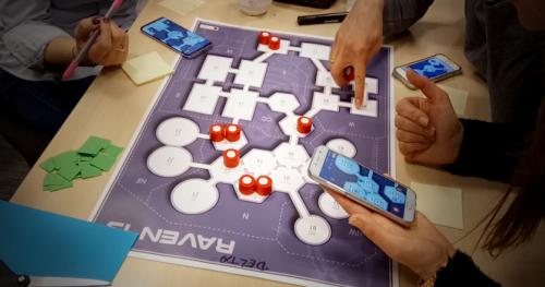 Project Management Challenge - Sim Workshop  / Symulacja biznesowa RAVEN 13