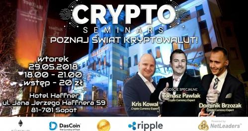 Poznaj Świat Kryptowalut - powered by NetLeaders
