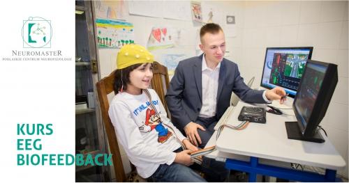 Szkolenie EEG Biofeedback I, II, III stopnia