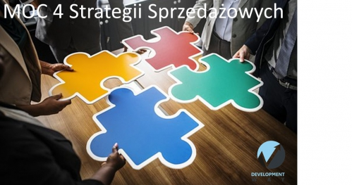 Moc Czterech Strategii Sprzedażowych