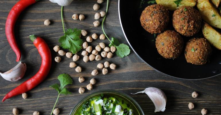 Kuchnia Izraelska Warsztaty Kulinarne Szkolenia W