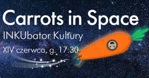 Geek Girls Carrots Szczecin #26 - Carrots in Space!