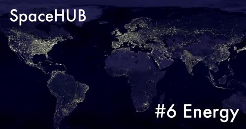 SpaceHUB #6: Energy