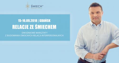 Relacje ze Śmiechem w Gdańsku (15-16.09.2018)