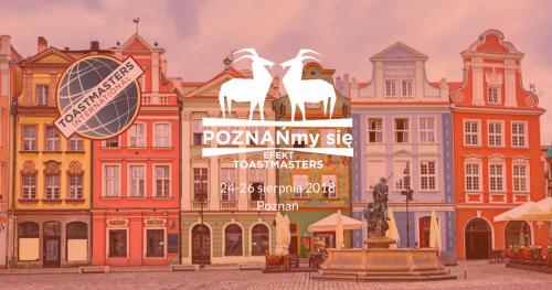 Poznański Efekt Toastmasters