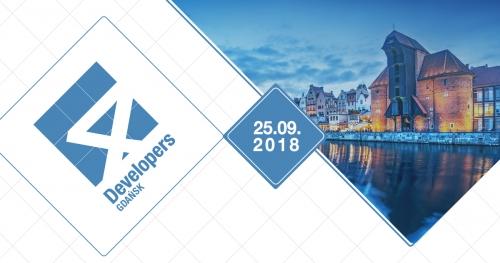 4Developers Gdańsk 2018