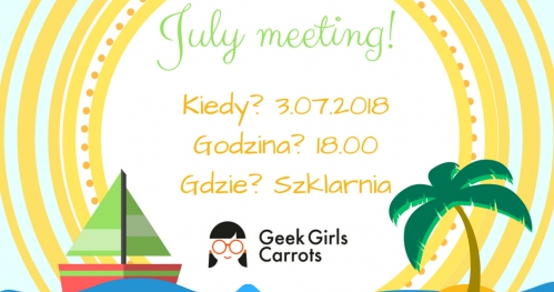 July meeting GGC WrocLove