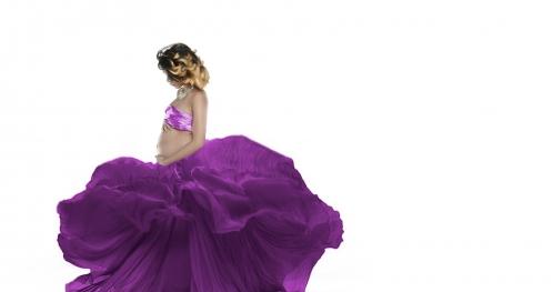 Trening mentalny w porodzie - afirmacje i wizualizacje