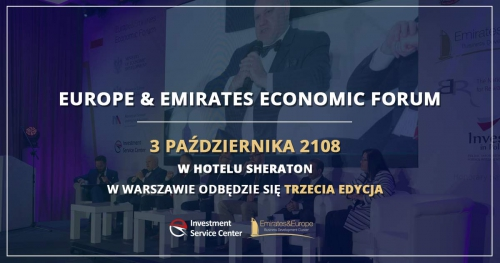 III Emirates & Europe Economic Forum