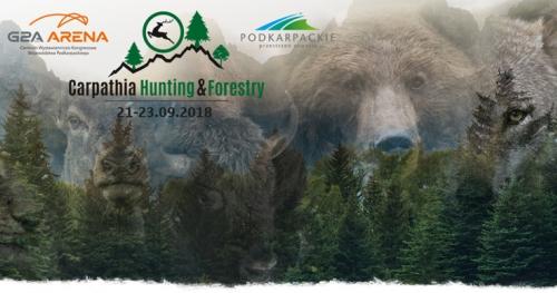 """II edycja Targów Łowiectwa i Leśnictwa """"Carpathia Hunting & Forestry"""""""