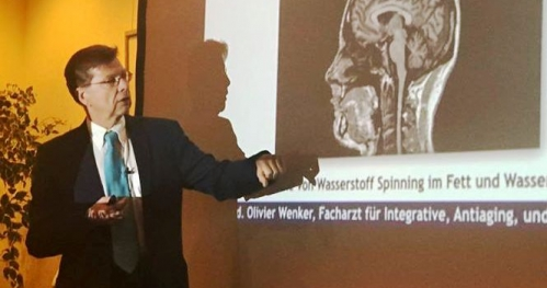 Seminarium z prof. Olivier Wenker i Aditya Nowotny w Polsce (Kraków 11.09.2018)