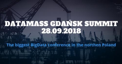 DataMass Gdańsk Summit 2018
