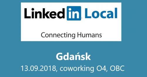 LinkedinLocal Gdańsk - pierwsze spotkanie