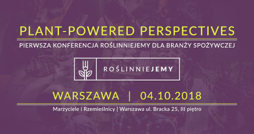 Konferencja Plant-Powered Perspectives