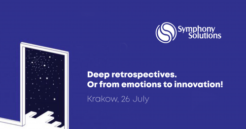 AGILE: Deep Retrospectives. Or from emotions to innovation!