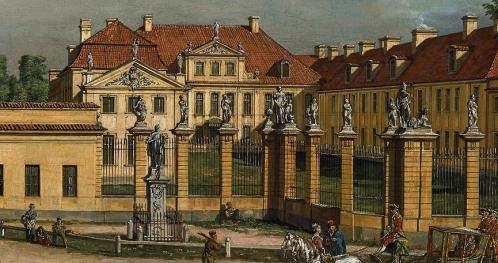 Spacer śladami warszawskiej masonerii