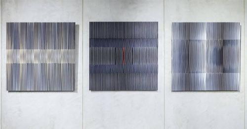 """""""Ciągła gotowość ruchu"""" - pierwsza w Polce wystawa reliefów najwybitniejszych twórców XX wieku w DESA Unicum"""