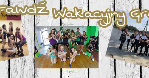 Taneczne wakacje w Warszawie