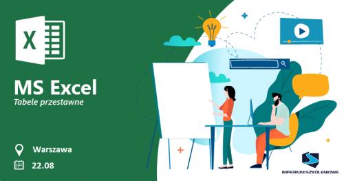 Excel - Tabele przestawne (22.08)
