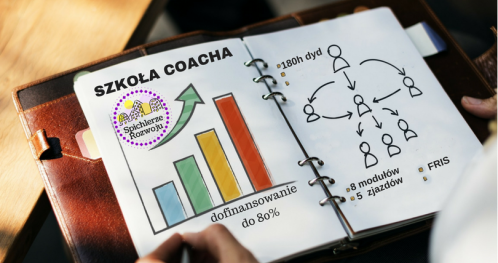 Szkoła coacha - Spichlerze RozwojuTM, z badaniem FRIS, z możliwością akredytacji w IC i/lub ICF ścieżka portfolio.
