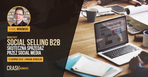 Social Selling w B2B - Warsztaty