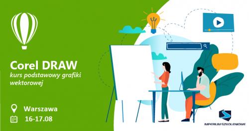 CorelDraw - Kurs podstawowy grafiki wektorowej (16-17.08)