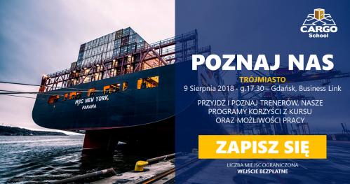 Organizuj transport międzynarodowy - Cargo School - Poznaj Nas