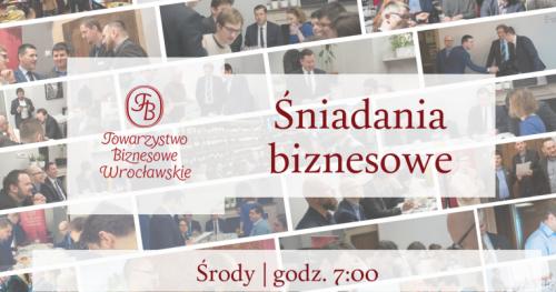 Spotkania Towarzystwa Biznesowego Wrocławskiego - SIERPIEŃ